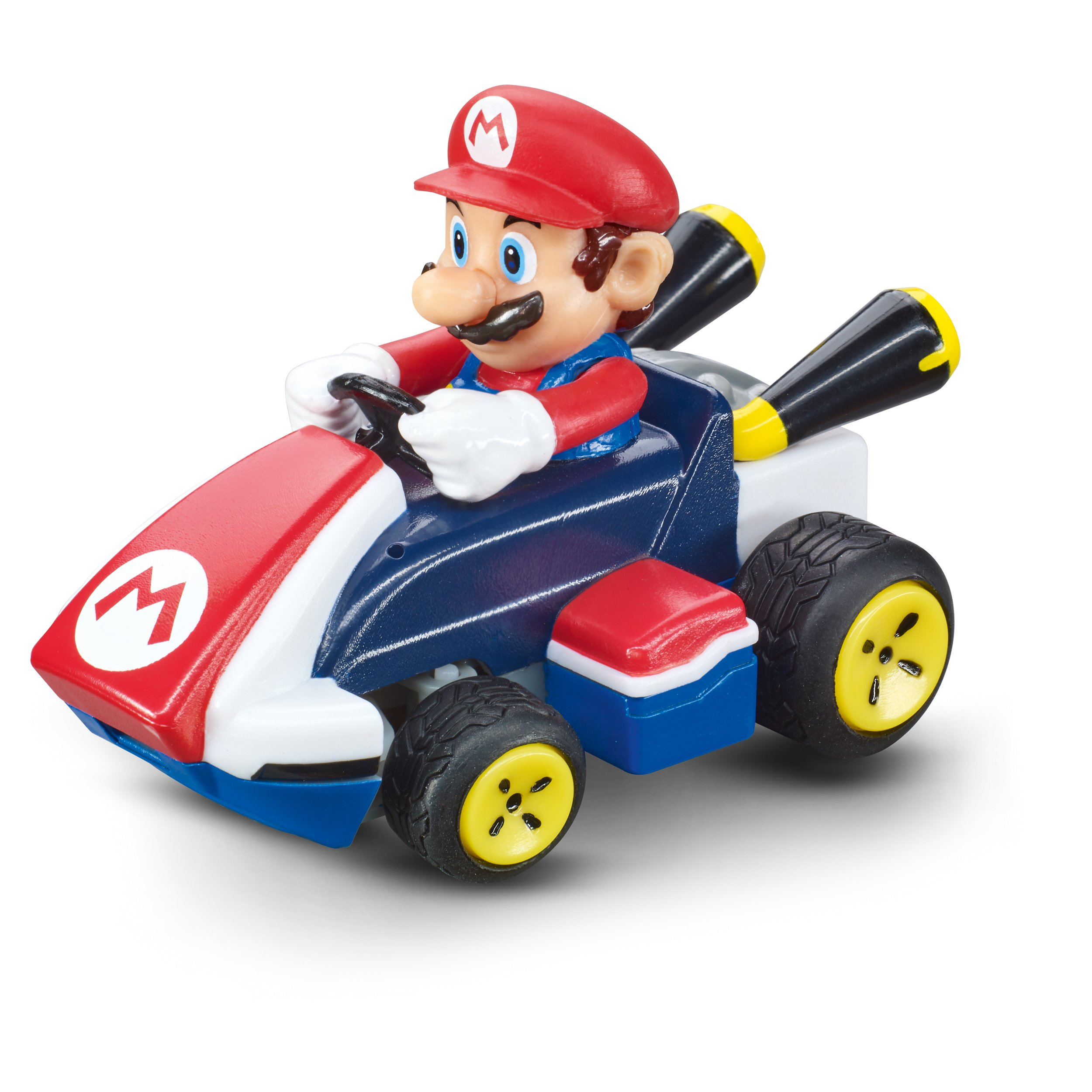 Carrera - Nintendo 2,4GHZ - Super Mario RC Mini - Mario (370430002)