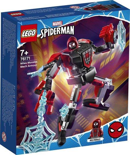 LEGO Super Heroes 76171 Miles Morales' Robotdrakt