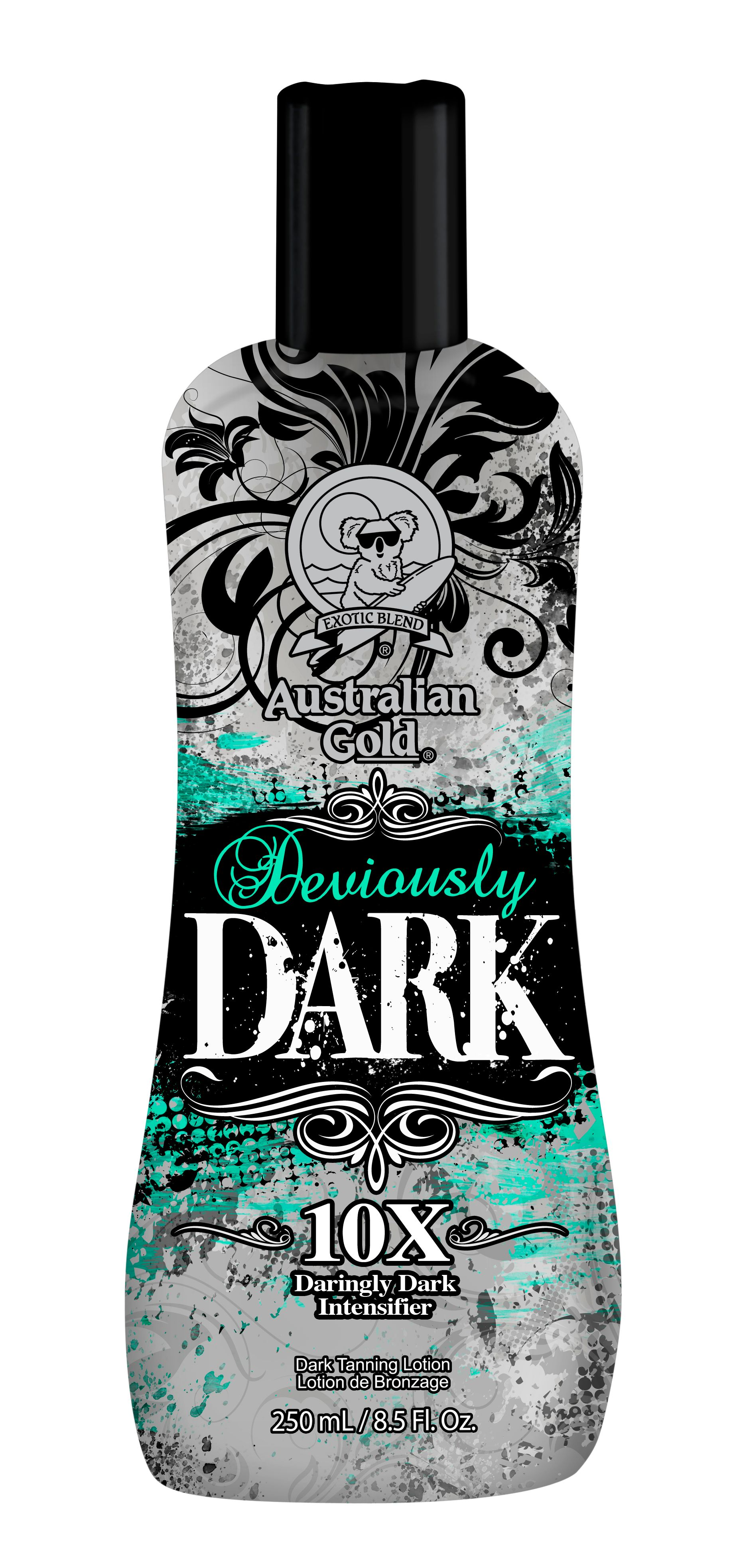 Australian Gold - Deviously Dark Bronzing Lotion 250 ml
