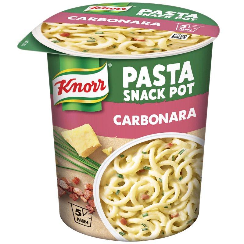 Snack Pot Pasta Carbonara - 19% rabatt