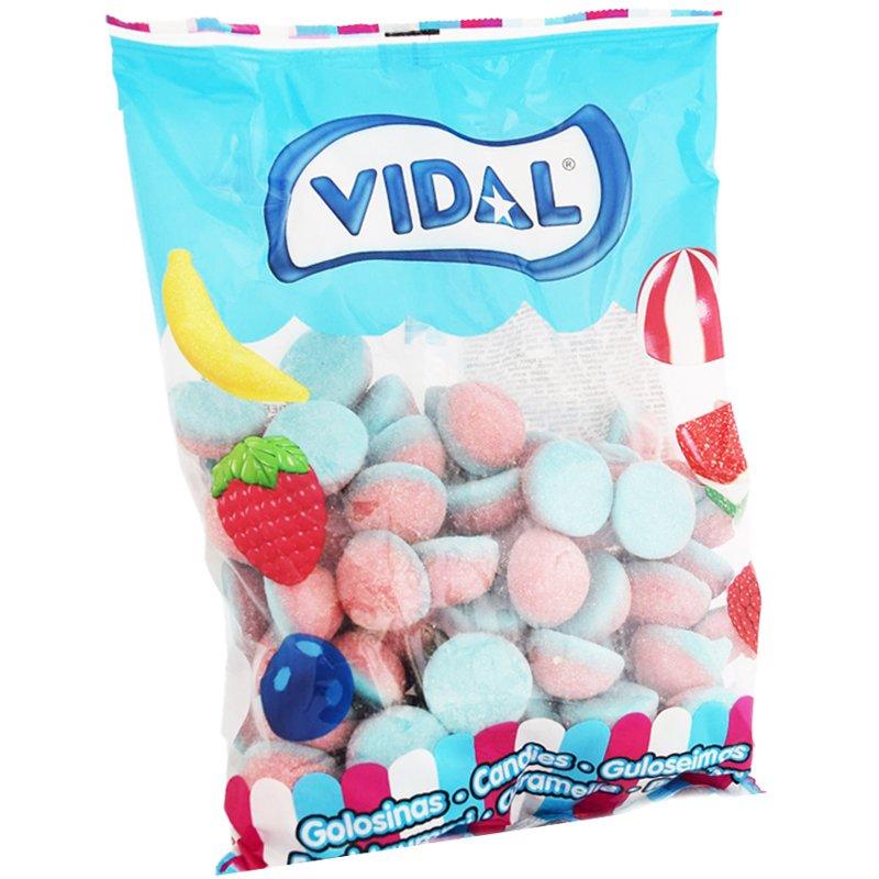 "Karkit ""Raspberry & Blueberry Bombs"" 1kg - 63% alennus"