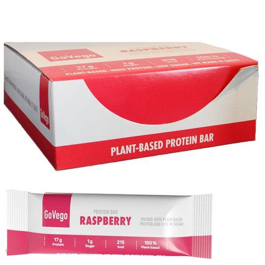 Proteinbars Hallon 12-pack - 40% rabatt