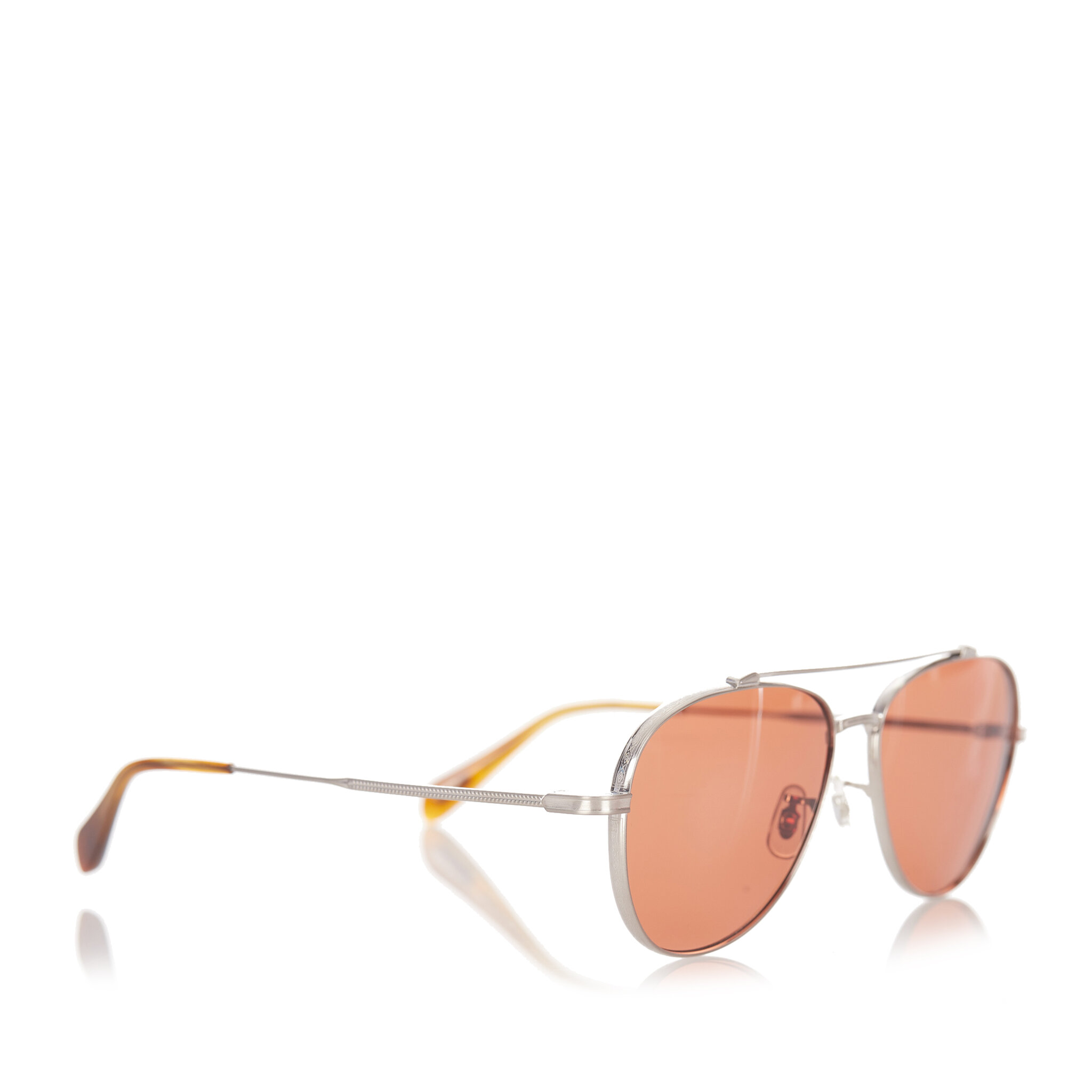 Oliver Peoples Rikson Round Tinted Sunglasses, ONESIZE