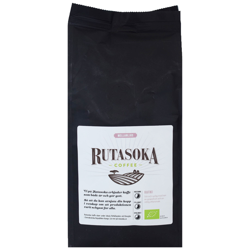 Eko Kaffebönor Mellanljus 250g - 75% rabatt