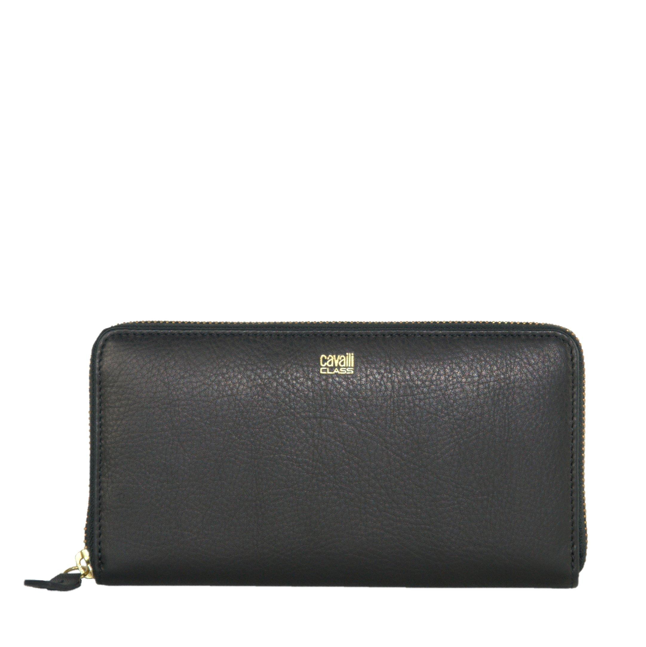 Cavalli Class Women's Wallet Black CA1432609