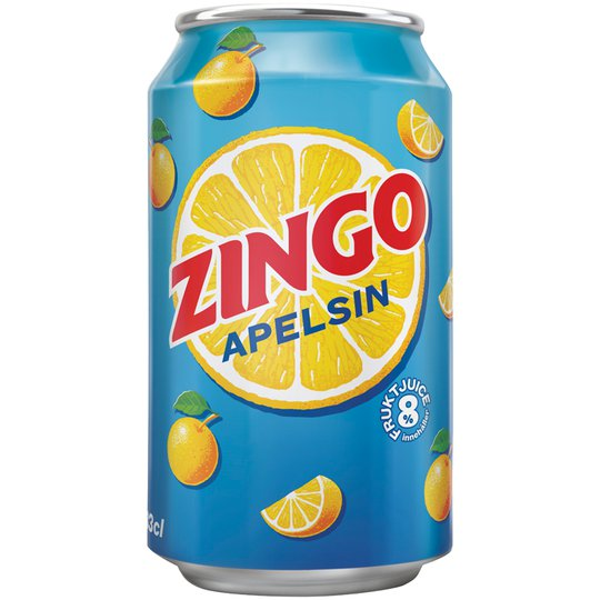 Zingo Orange - 25% rabatt