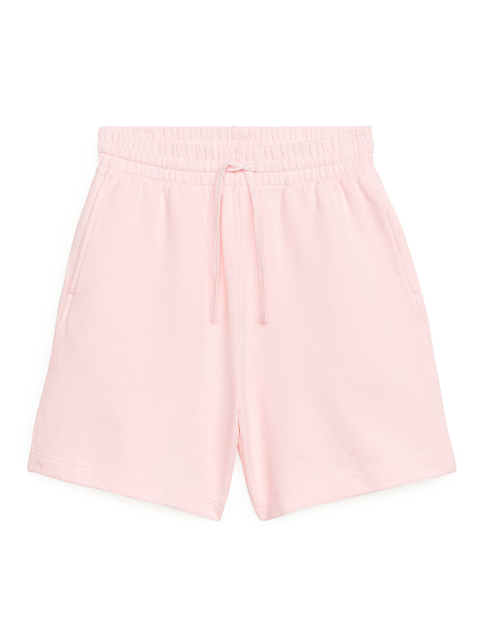 French Terry Shorts - Pink