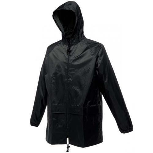 Regatta Men's Adults Stormbreak Waterproof Jacket Various Colours W408 - Black XL