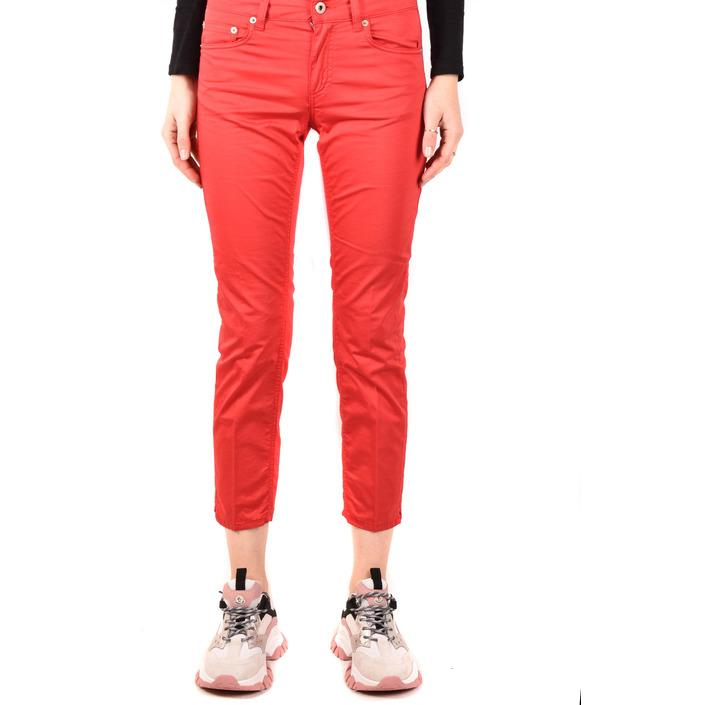 Dondup Women's Trouser Red 189832 - red 26