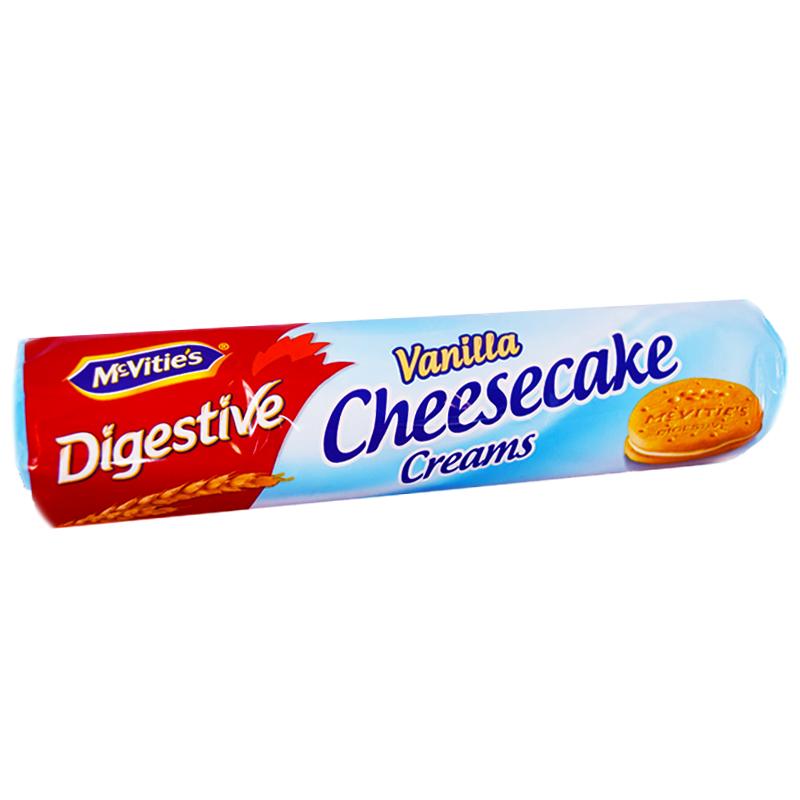 Kex Digestive Vanilj & Cheesecake - 47% rabatt