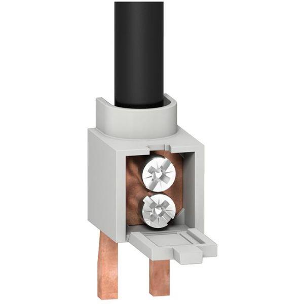 Schneider Electric R9XFC04 Koblingsklemme for Resi9 faseskinne