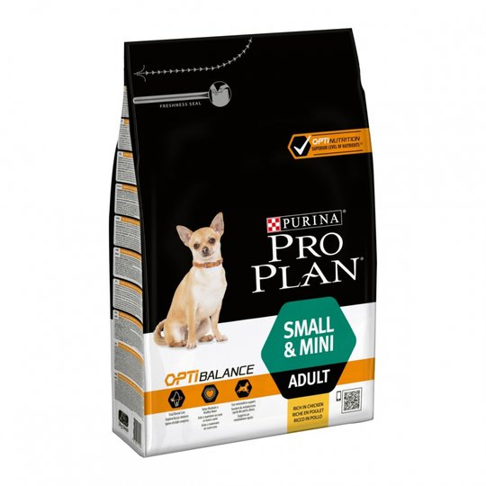 Purina Pro Plan® OptiBalance® Adult Small & Mini Chicken (3 kg)