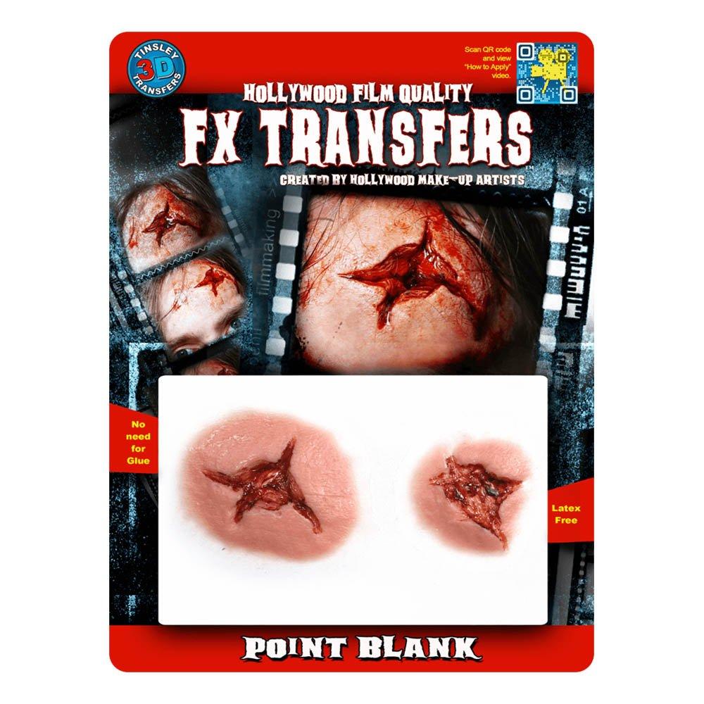 FX Transfers Point Blank 3D