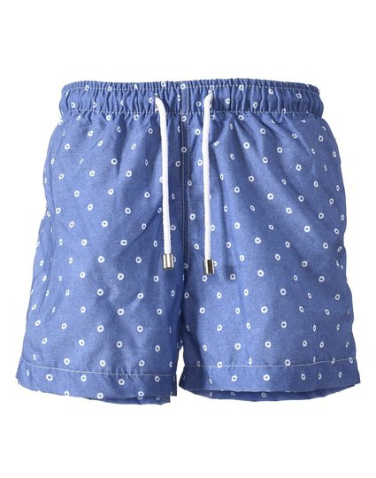 Saltabad Badeshorts, Jeans, 0 år