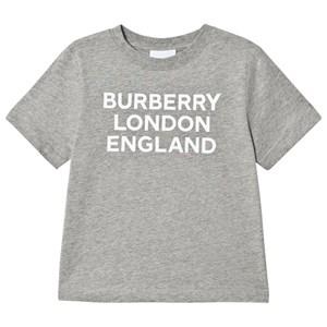 Burberry Branded T-shirt Svart 4 years