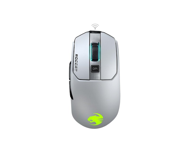 Roccat Kain 200 AIMO Gaming mouse White