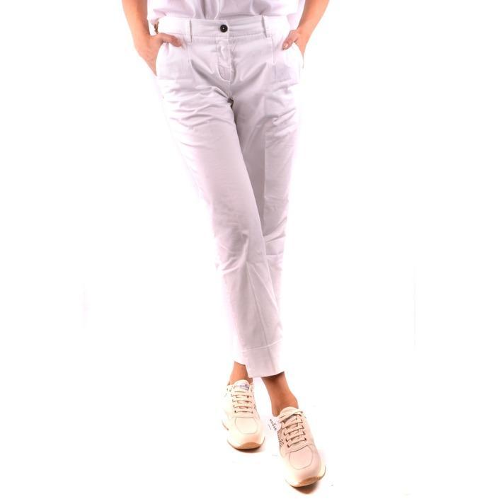 Fay Women's Trouser White 163935 - white 29