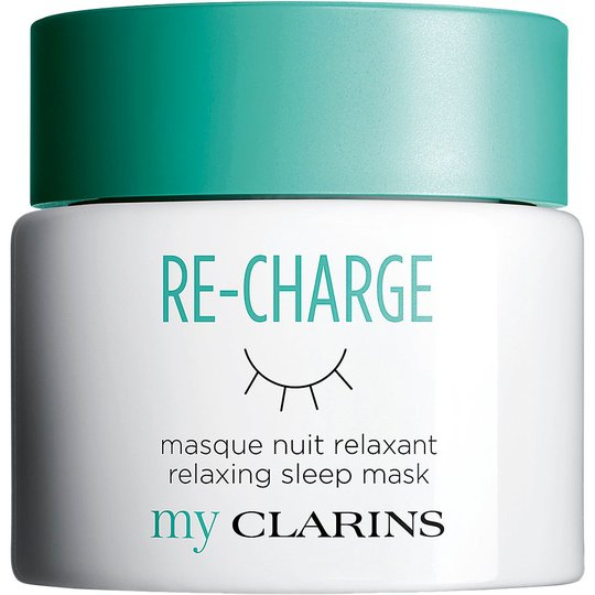 My Clarins Re-Charge Relaxing Sleep Mask, 50 ml My Clarins Kasvonaamio