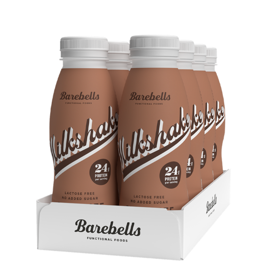 8 x Barebells Protein Milkshake, 330 ml