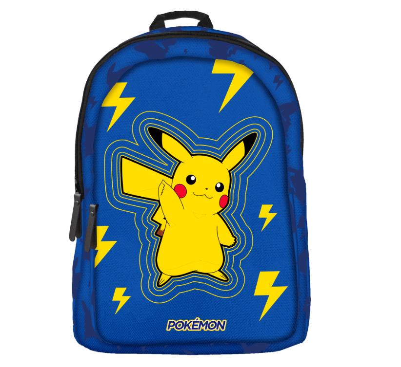 Pokemon - Backpack- Light Bolt (061209000X)