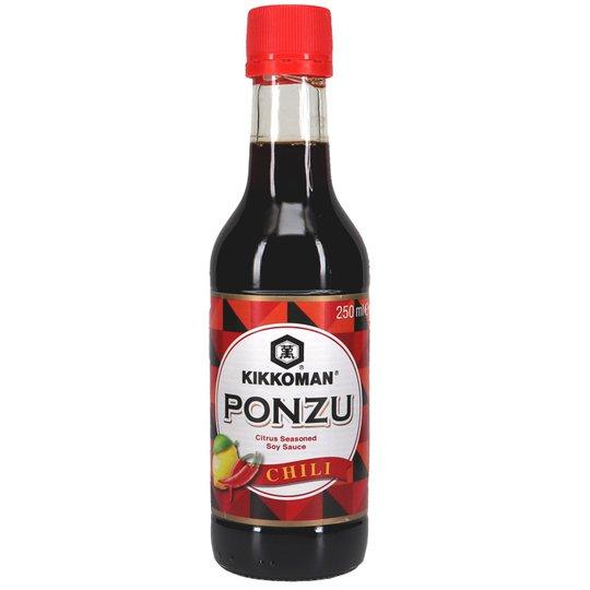Soijakastike Ponzu Chili - 22% alennus