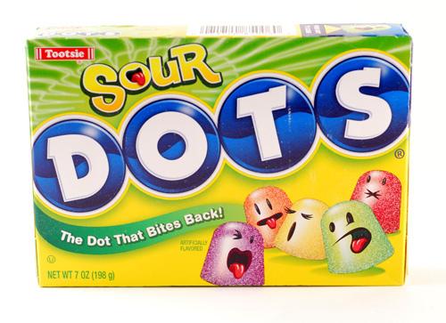Dots Sour Box 170gram