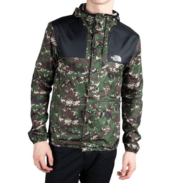 The North Face M 1985 Mountain Jacket Jackor ENGLISH GREEN UX D