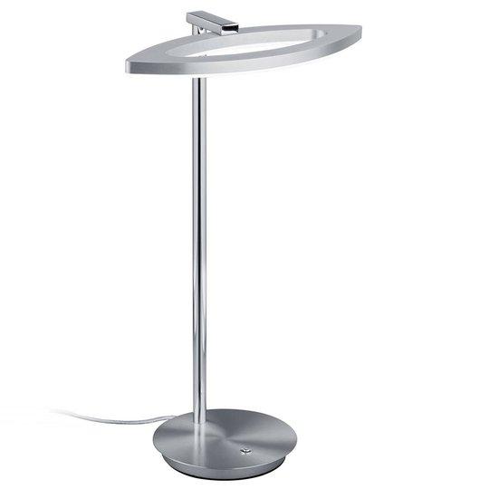 River-LED-pöytävalaisin, moderni ilme