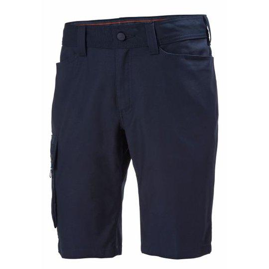 Helly Hansen Workwear Oxford Shortsit laivastonsininen C44