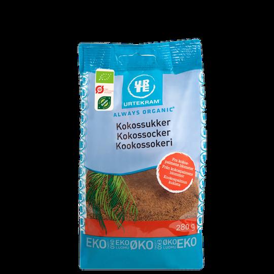 Kokossocker, 280 g