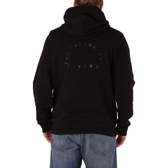 Diesel Men's Sweatshirt Black 293908 - black L