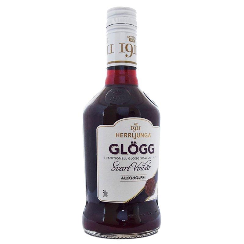 """Glögg """"Svarta Vinbär"""" 500ml - 50% rabatt"""