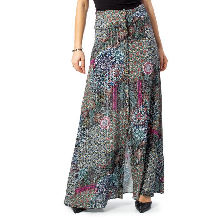 Desigual Women's Skirt Blue 170131 - blue 38