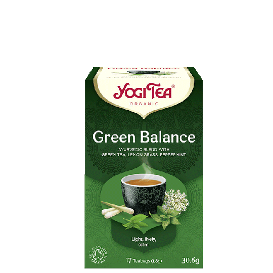 Green Balance, 17 tepåsar
