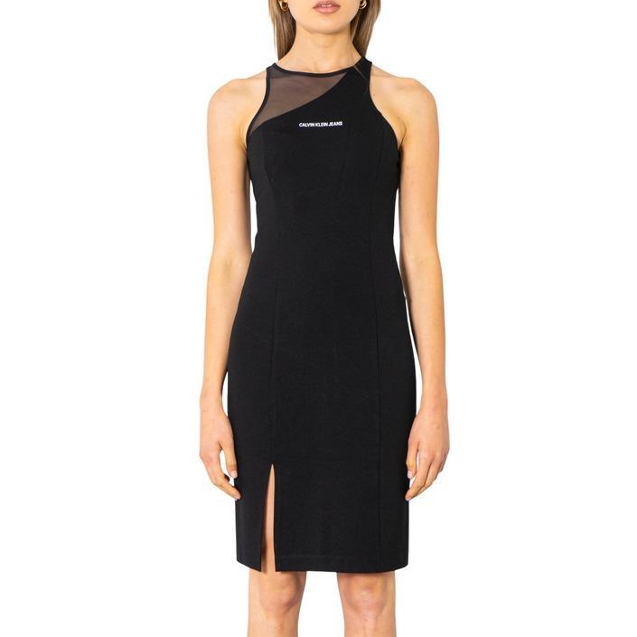 Calvin Klein Jeans Women Dress Black 299838 - black XS