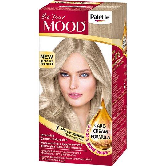 Hair Colour, MOOD Hiusvärit