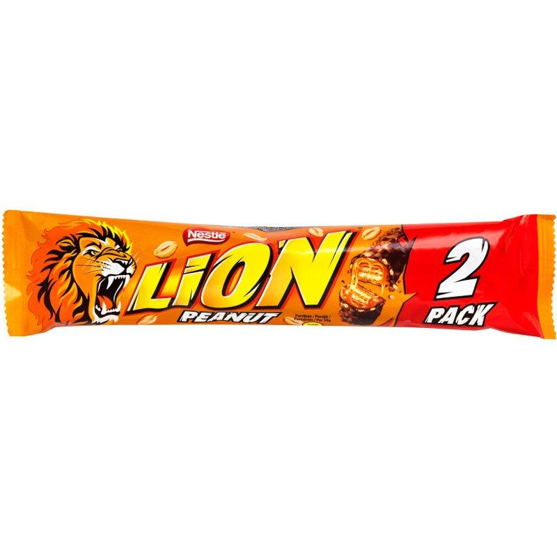 Lion Peanut Suklaapatukka - 30% alennus