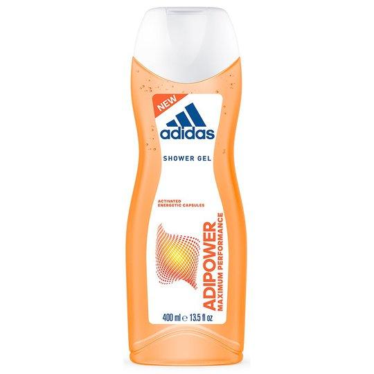 Adipower Woman Shower Gel, 400 ml Adidas Saippuat