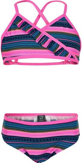 Color Kids Bikini UPF40+, Sugar Pink, 116