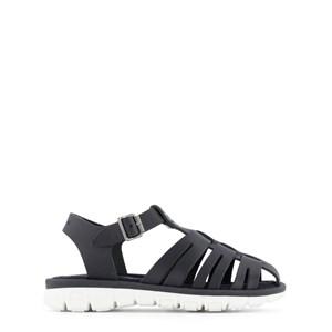 Dolce & Gabbana Leather Sandaler Svarta 34 (UK 2)
