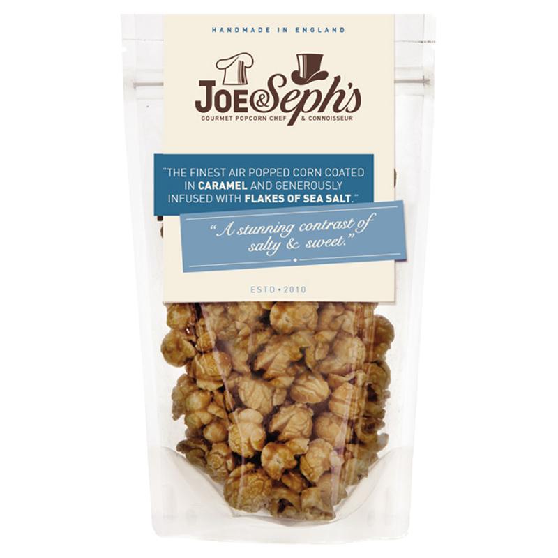 "Popcorn ""Caramel & Double Sea Salt"" 80g - 67% rabatt"