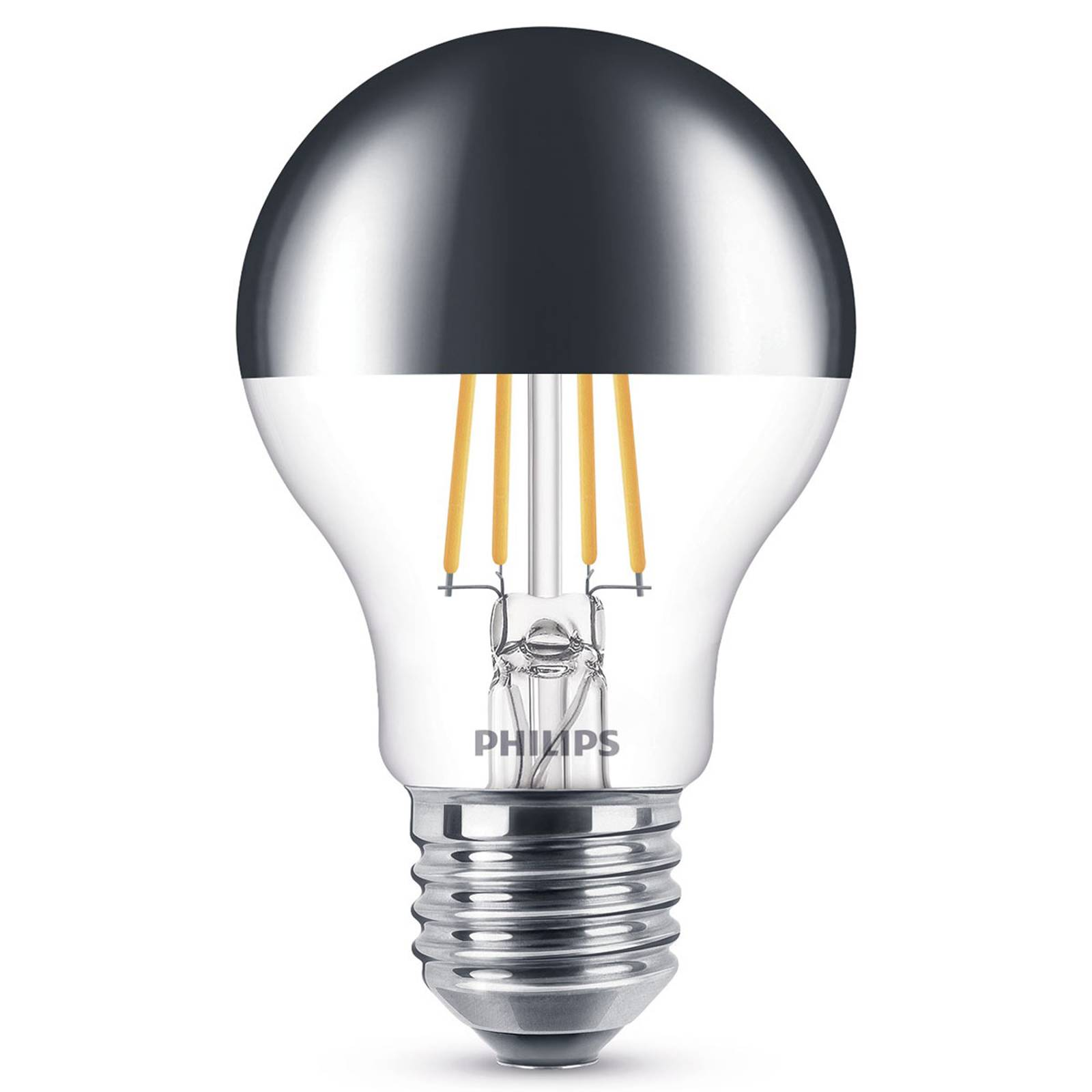Philips E27 LED-pääpeililamppu 7,2W