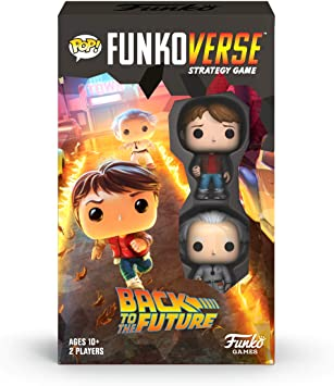 Funko! POP - Expandalone Back To The Future 100 2-Pack (46068)