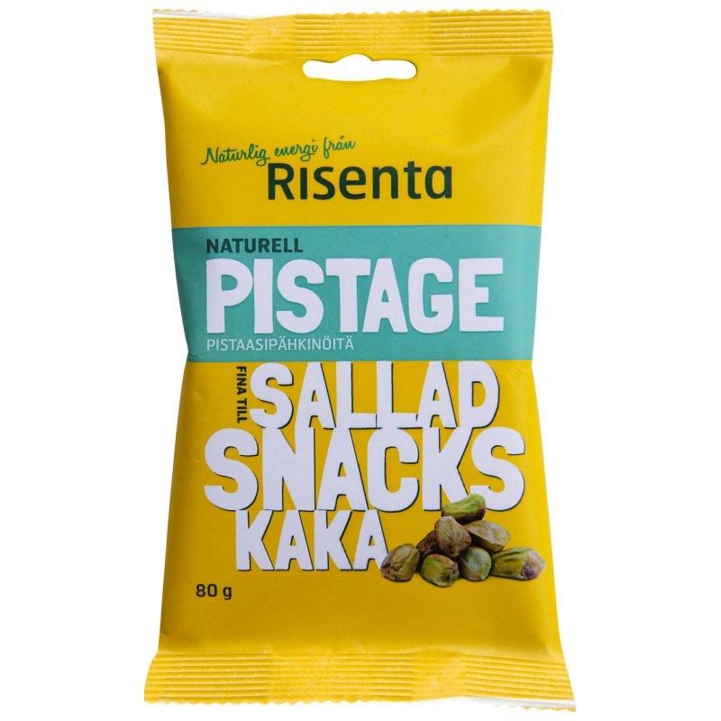 Pistagenötter 80g - 27% rabatt