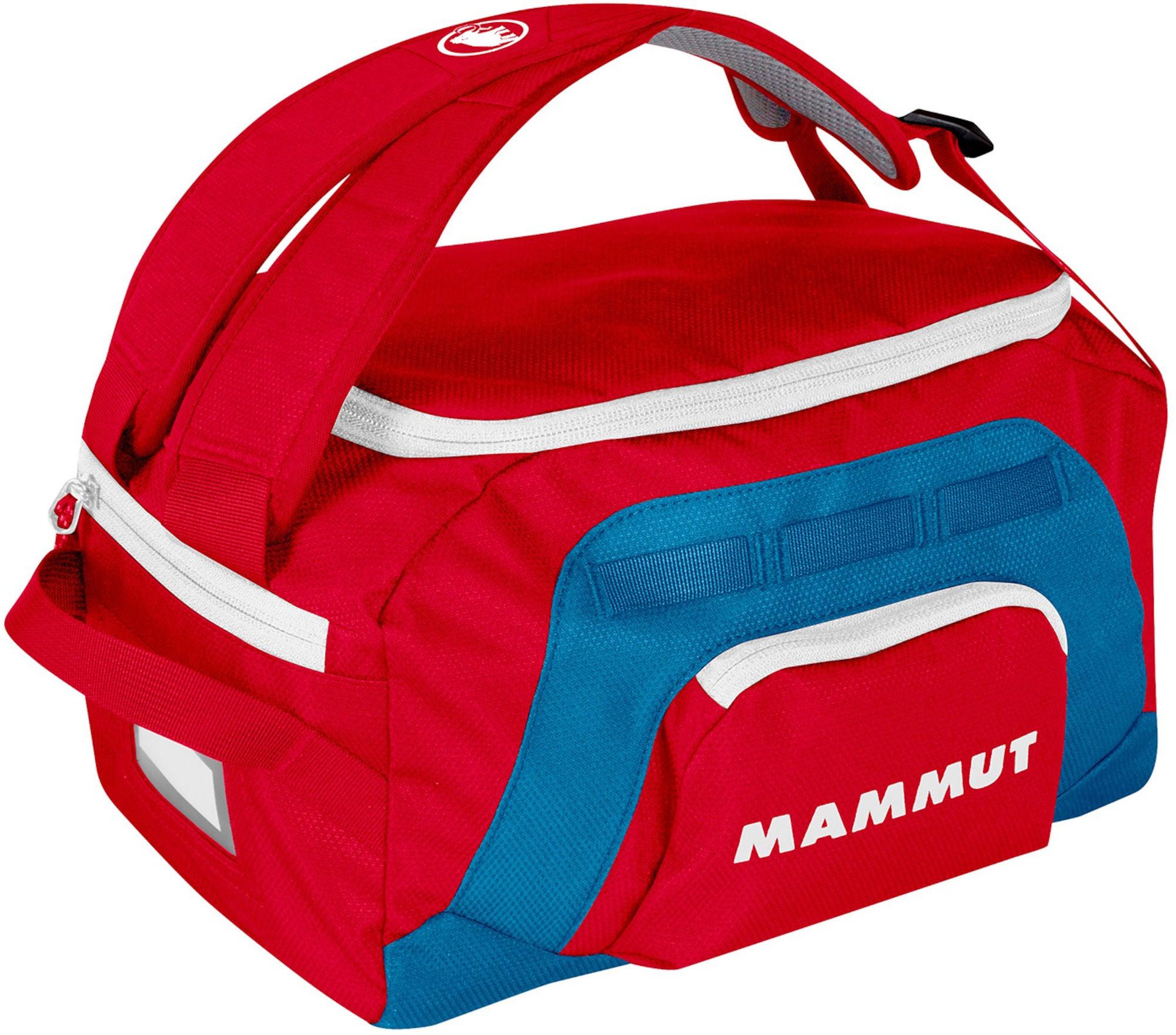 Mammut First Cargo Duffel Bag 18L, Imperial Inferno