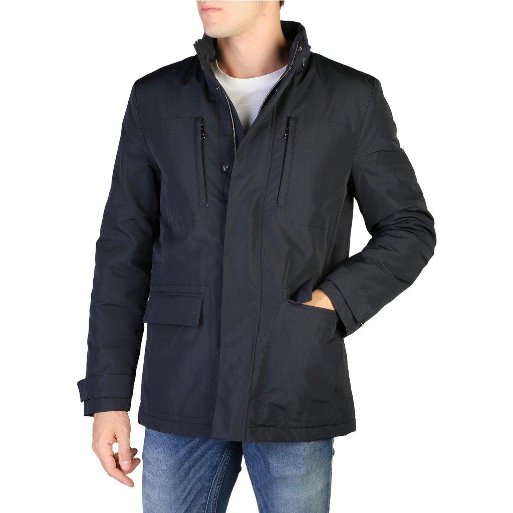 Geox Men's Jacket Blue M8420VT2419 - blue 48