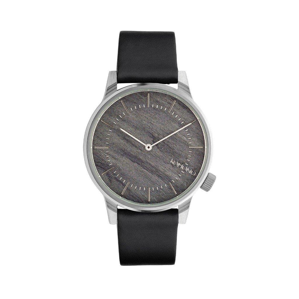 Komono Men's Watch Black W3015 - black NOSIZE
