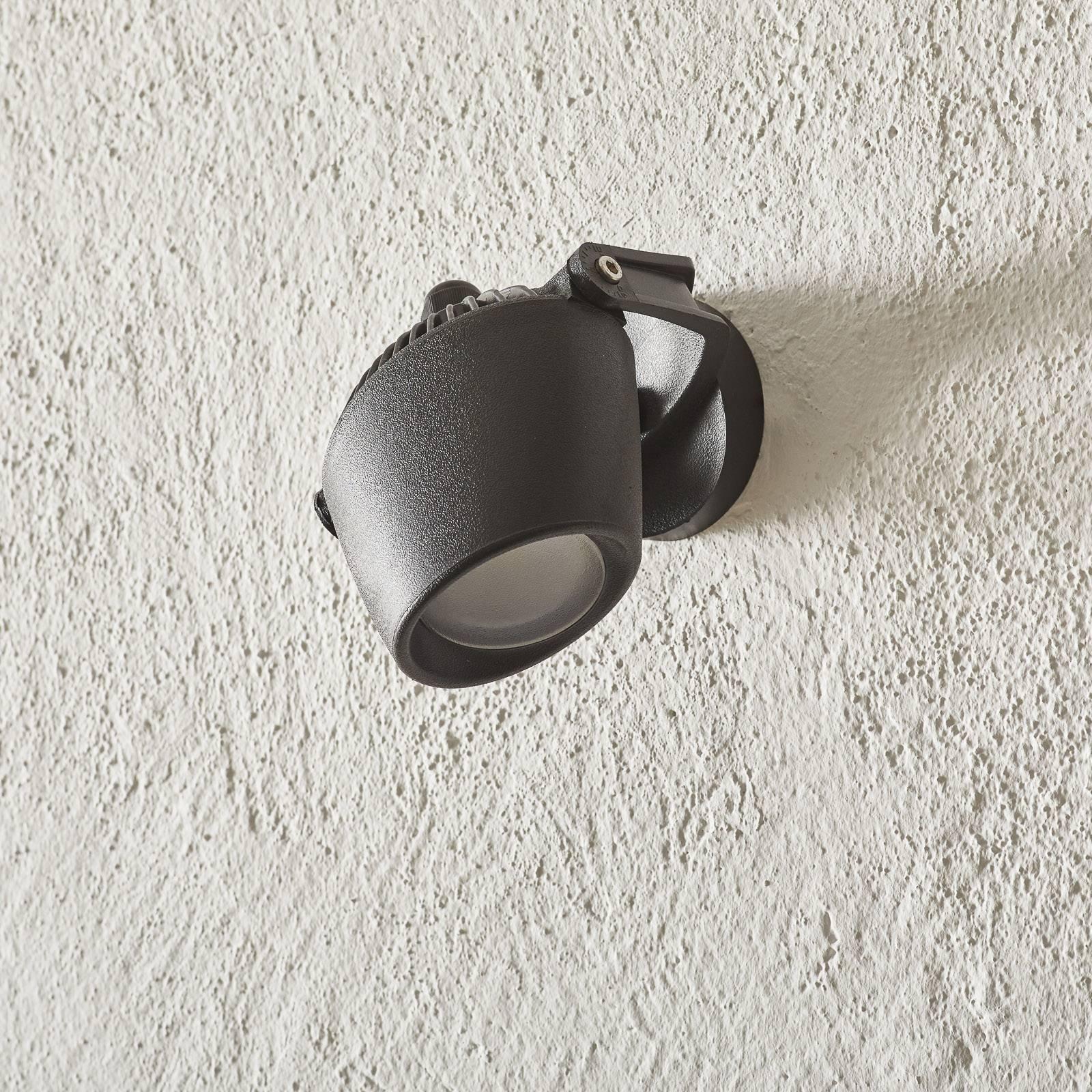 Spotlight Minitommy-EL 1 lyskilde CCT svart/frost
