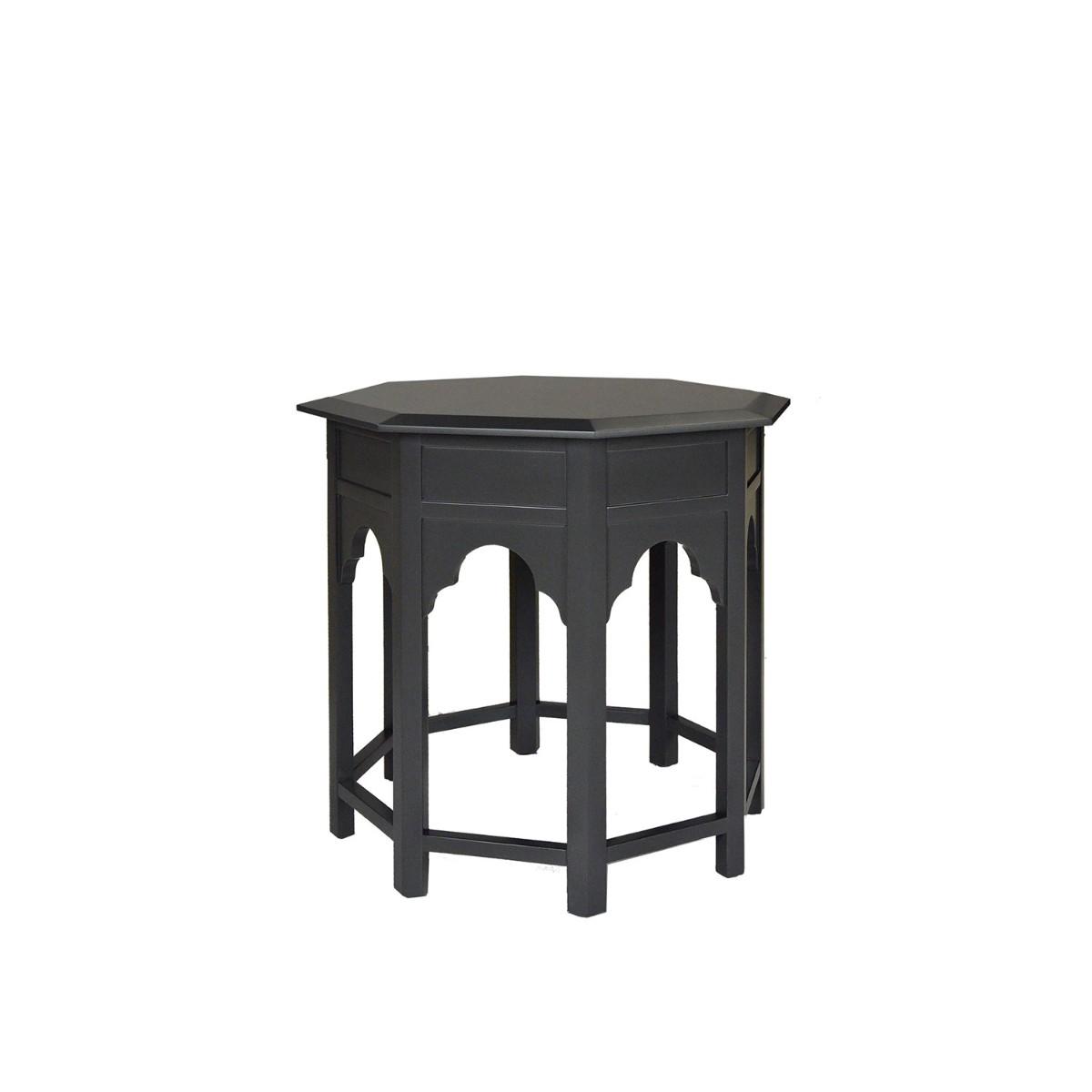 William Yeoward | Tanjina Side Table Charcoal