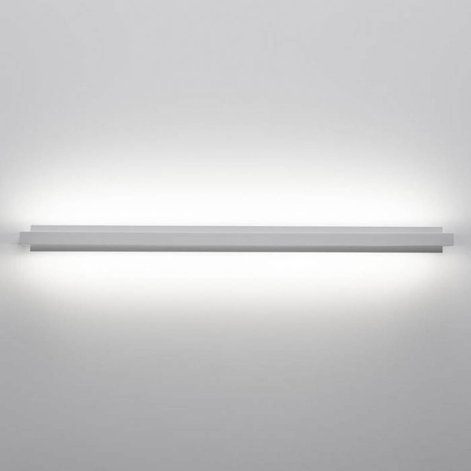 Tablet W1 -LED-seinävalaisin, 66 cm, valkoinen